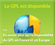 Disponibilite Gpl, stations GPL france