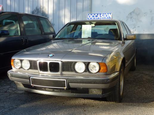 BMW 525i 2.5L