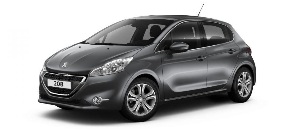 Peugeot 208 ACTIVE 1.4 VTI 95 GPL